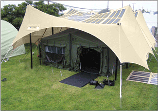 ... 0055 Tacticalsolar Tent & Tactical Solar Tents