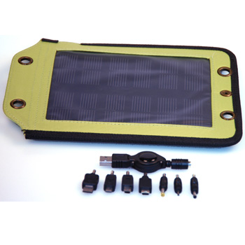 Rugged Solar Panels