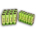 AA or AAA Batteries
