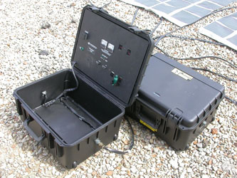 Solar Charger and battery module