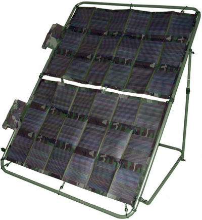 Tactical Solar<sup>®</sup> Panel Supporting Frame